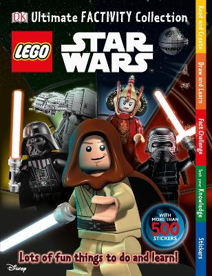 LEGO Star Wars Ultimate Factivity Collection - DK