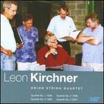 Leon Kirchner: String Quartets Nos. 1-4