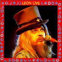 Leon Live - Leon Russell
