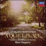 Leonard Bernstein: A Quiet Place