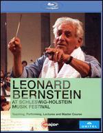 Leonard Bernstein at Schleswig-Holstein Musik Festival [Blu-ray]