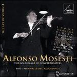 Leone Sinigaglia: Violin Concerto in A major; Antonio Illersberg: Violin Concerto in G major