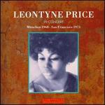Leontyne Price in Concert