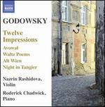Leopold Godowsky: Twelve Impressions