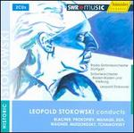 Leopold Stokowski Conducts Blacher, Prokofiev, Milhaud and Others
