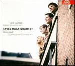 Leos Jan�cek: String Quartet No.1; Pavel Haas: String Quartets Nos. 1 & 3