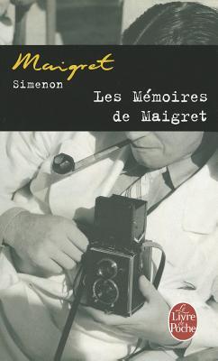 Les Memoires de Maigret - Simenon, Georges, and Simenon, G