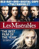 Les Miserables [2 Discs] [Includes Digital Copy] [Blu-ray/DVD]