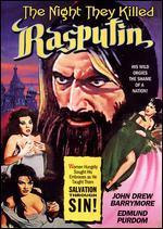 Les Nuits de Raspoutine