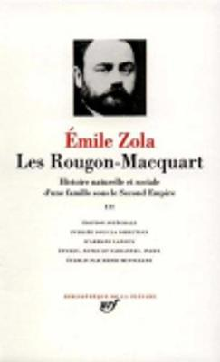 Les Rougon-Macquart 3 - Zola, Emile