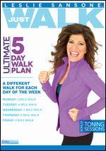 Leslie Sansone: Just Walk - Ultimate 5 Day Walk Plan
