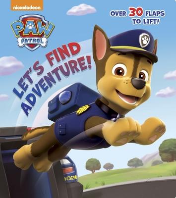 Let's Find Adventure! (Paw Patrol) - Random House