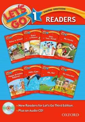 Let's Go 1 Readers - Hoskins, Barbara