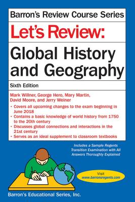 Let's Review: Global History and Geography - Willner, Mark, and Hero, George, and Martin, Mary