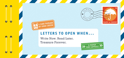 Letters to Open When...: Write Now. Read Later. Treasure Forever. - Redmond, Lea