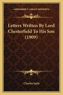 letter to lord chesterfield precis Letters to his son, 1766-1771 by the earl of chesterfield  these  quotations were collected from the works of lord chesterfield by david widger  while.