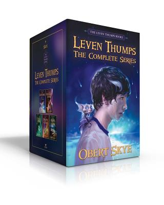 Leven Thumps the Complete Series: The Gateway; The Whispered Secret; The Eyes of the Want; The Wrath of Ezra; The Ruins of Alder - Skye, Obert