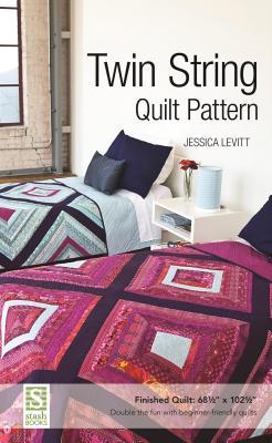Levitt Twin String Quilt Pattern - Levitt, Jessica