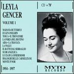Leyla Gencer, Vol.1