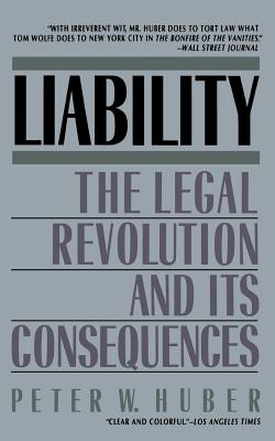 Liability - Huber, Peter William