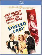 Libeled Lady [Blu-ray]