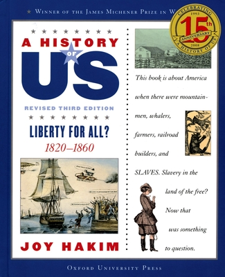 Liberty for All? - Hakim, Joy
