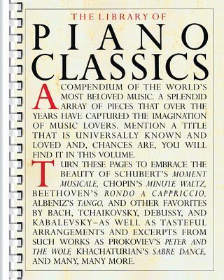 Library of Piano Classics: Piano Solo - Hal Leonard Corp (Creator)