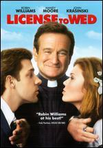 License to Wed [With Valentine's Day Movie Cash]
