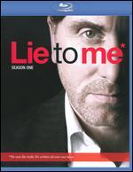 Lie to Me: Season One [3 Discs] [Blu-ray]