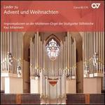 Lieder zu Advent und Weihnachten: Improvisations for Organ by Kay Johannsen