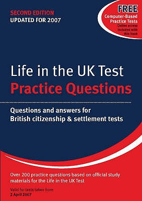 Life in the UK Test: Practice Questions: Questions and Answers for British Citizenship and Settlement Tests - Dillon, Henry