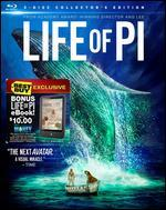 Life of Pi [3 Discs] [3D] [Blu-ray] [With Ereader Cash for Life of Pi Book]