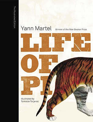 Life Of Pi, Illustrated - Martel, Yann