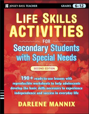 Life Skills Activities for Secondary Students with Special Needs: Electrical Technologies in the Shaping of the Modern World, 1914 to 1945 - Mannix, Darlene
