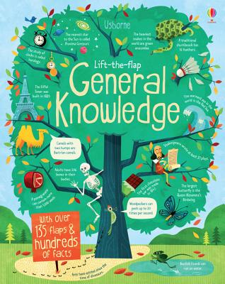 Lift-the-Flap General Knowledge - Frith, A, and Maclaine, J