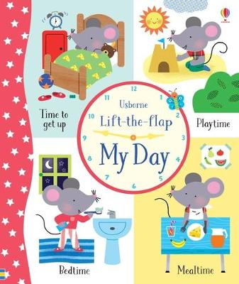 Lift-the-Flap My Day - Bathie, Holly
