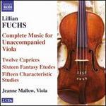 Lillian Fuchs: Complete Music for Unaccompanied Viola