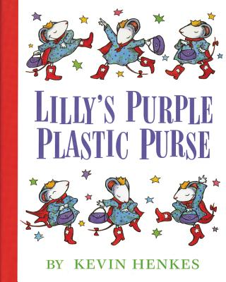 Lillys Purple Plastic Purse - Henkes, Kevin