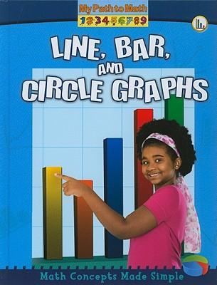 Line, Bar, and Circle Graphs - Piddock, Claire