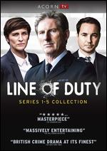 Line of Duty: Series 1-5 Collection -