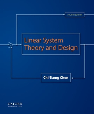 Linear System Theory and Design - Chen, Chi-Tsong