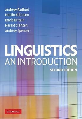 Linguistics: An Introduction - Radford, Andrew
