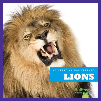 Lions - Lindeen, Mary