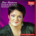 Lisa Gasteen, Singer of the World
