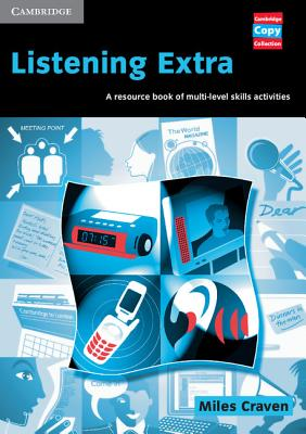 Listening Extra: A Resource Book of Multi-Level Skills Activities - Craven, Miles