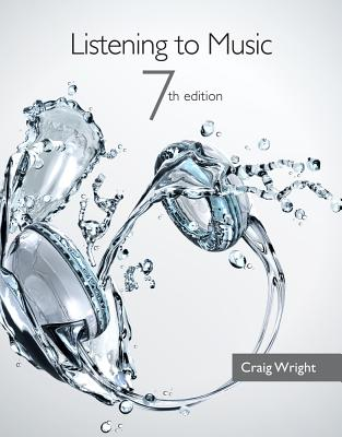 Listening to Music - Wright, Craig