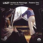 Liszt: Ann�es de P�lerinage