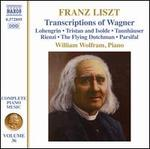 Liszt: Complete Piano Music, Vol. 36 - Transcriptions of Wagner
