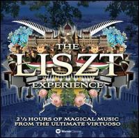 Liszt Experience - Boris Berezovsky (piano); Elisabeth Leonskaja (piano); François-René Duchâble (piano); Gábor Farkas (piano);...