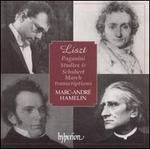 Liszt: Paganini Studies; Schubert March Transcriptions